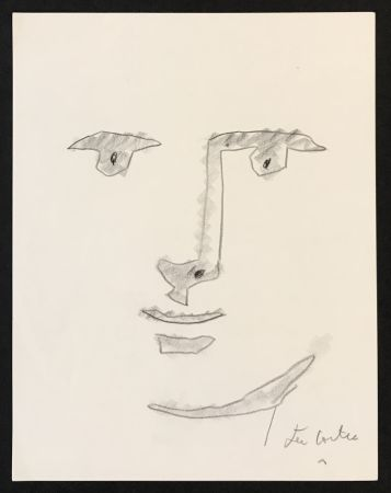 Keine Technische Cocteau - Male Portrait