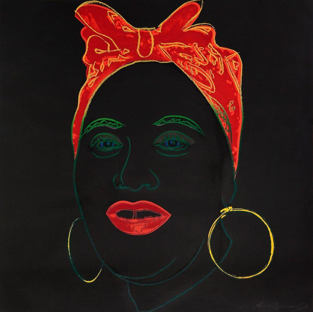 Siebdruck Warhol - Mammy (FS II.262)