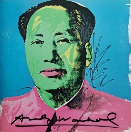 Siebdruck Warhol - MAO Tse Tung invitation Castelli