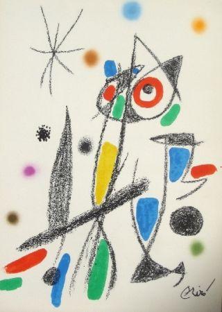 Lithographie Miró - Maravillas con variaciones acrosticas 12