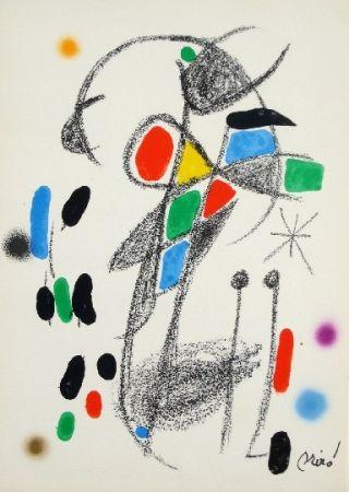 Lithographie Miró - Maravillas con variaciones acrosticas 18