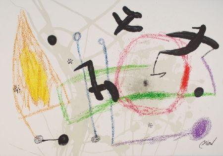 Lithographie Miró - Maravillas con variaciones acrosticas 5