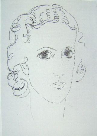 Stich Marcoussis - Marie-Laure de Noailles