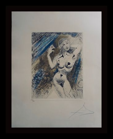 Stich Dali - Marilyn