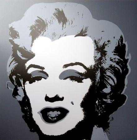 Siebdruck Warhol (After) - Marilyn 11.24