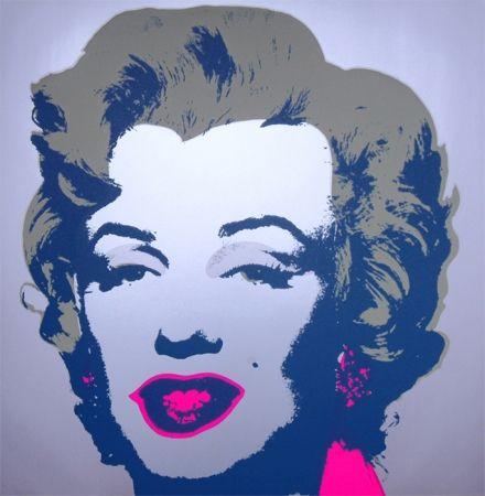 Siebdruck Warhol (After) - Marilyn 11.26