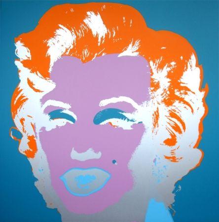 Siebdruck Warhol (After) - Marilyn 11.29