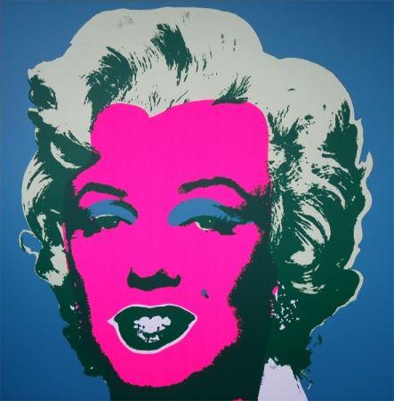 Siebdruck Warhol (After) - Marilyn 11.30