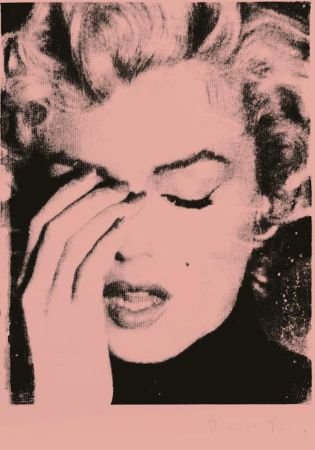 Multiple Young - Marilyn Crying (Melrose Pink)