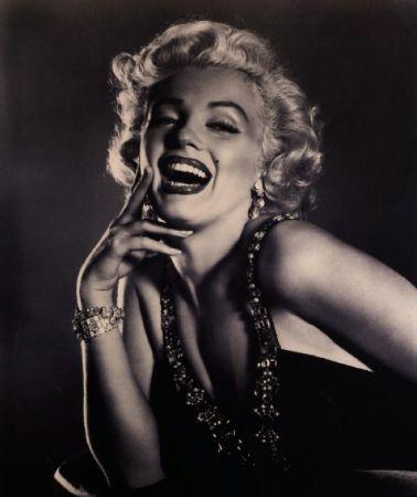 Multiple Halsman - Marilyn (Glamour)
