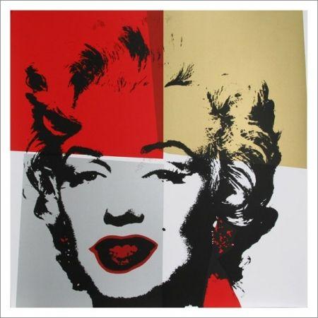 Siebdruck Warhol (After) - Marilyn Monroe