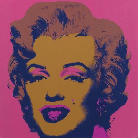 Siebdruck Warhol - Marilyn Monroe (FS II.27)