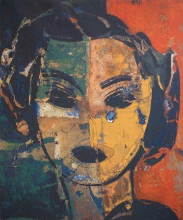 Siebdruck Valdés - Matisse como pretexto