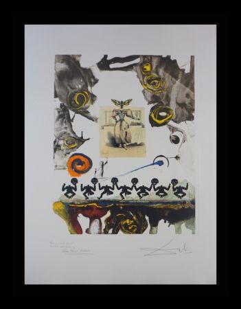 Stich Dali - Memories of Surrealism Surrealist Gastronomy Trial Proof