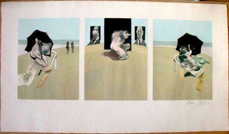 Radierung Und Aquatinta Bacon - Metropolitan Triptych