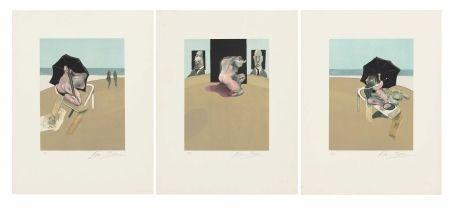 Stich Bacon - Metropolitan Triptych (Large Version)