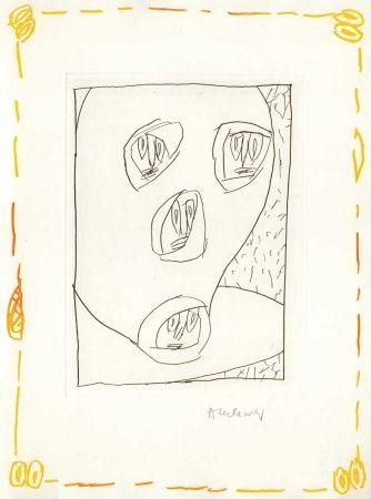 Illustriertes Buch Alechinsky - MICHON (Pierre). L'Origine du Monde.