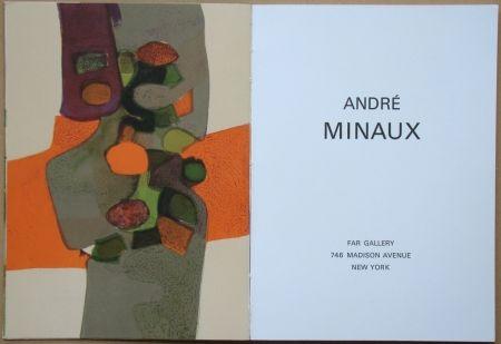 Illustriertes Buch Minaux - Minaux