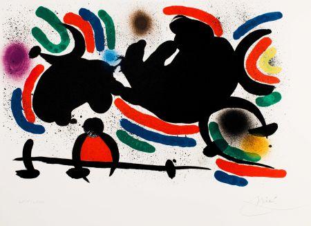 Keine Technische Miró -  Miró lithographe I (Maeght 860)