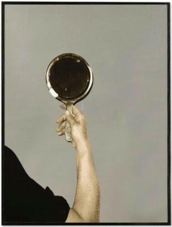 Siebdruck Pistoletto - Mirror