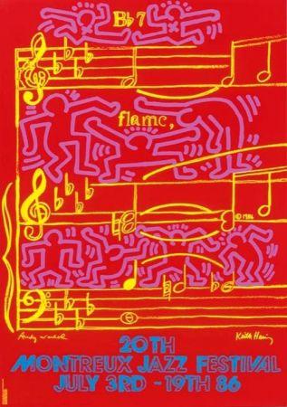 Offset Haring - Montreux Jazz Festival 1986