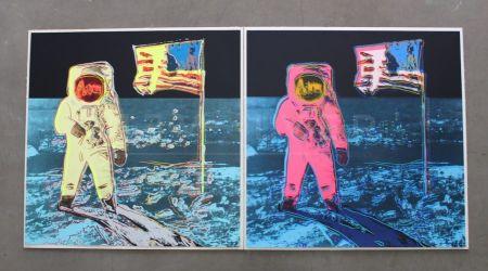 Siebdruck Warhol - Moonwalk, Full Suite