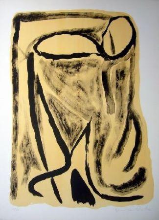 Lithographie Van Velde - MP 28