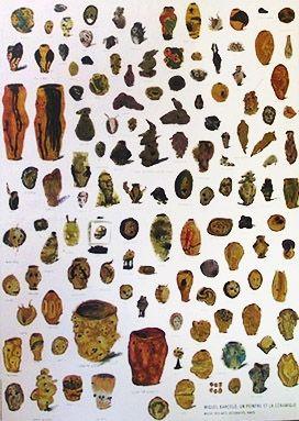 Plakat Barcelo - Musée des arts décoratifs
