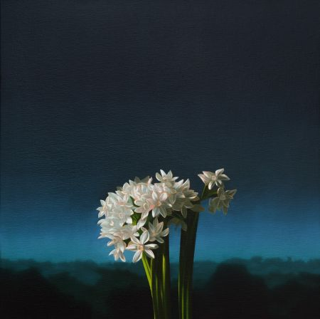 Keine Technische Cohen - Narcissus Against Evening Sky