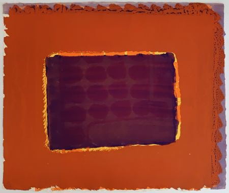Lithographie Hodgkin - Nick's Room