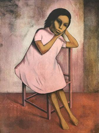 Lithographie Montoya - NINA DE ROSA