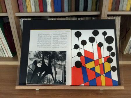 Lithographie Calder - No 37