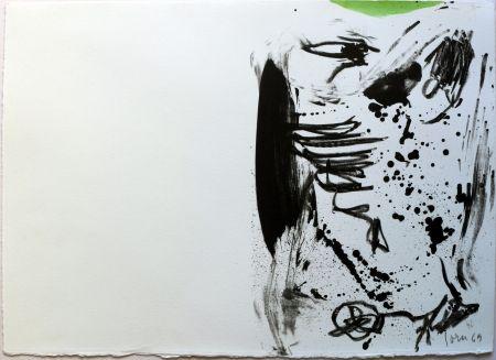 Lithographie Jorn - No Title