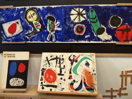 Illustriertes Buch Miró - Nocturne