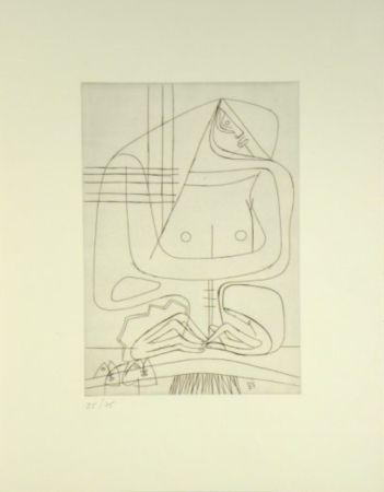 Stich Le Corbusier -