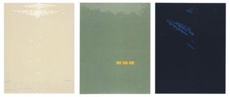 Holzschnitt Katz - Northern Landscapes (Fog, Bright Light and Night)