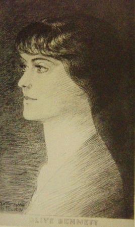 Stich Marcoussis - Olive Bennett