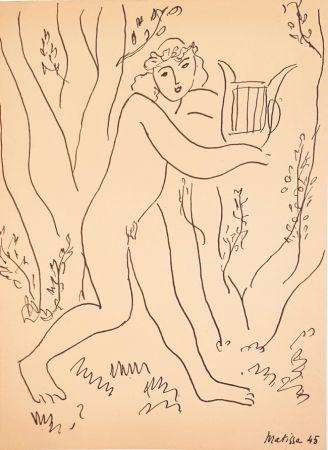 Keine Technische Matisse - Orphée  Les Musiciens Celébres