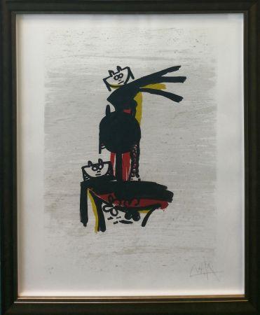 Lithographie Lam - Orsa Maggiore # 7504