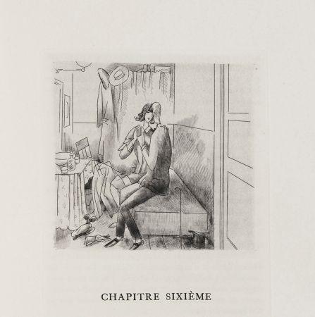 Illustriertes Buch Laboureur - Oscar Wilde : LE PORTRAIT DE DORIAN GRAY. 23 gravures originales (1928)