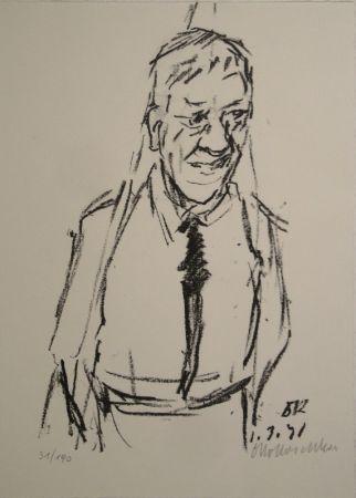 Illustriertes Buch Kokoschka - Oskar Kokoschka. Das druckgraphische Werk / Das druckgraphische Werk II