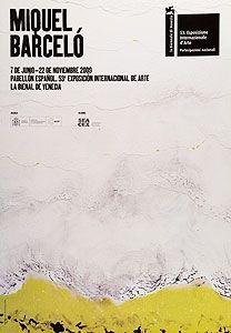 Plakat Barcelo - Pabellon Espanol, Biennale di Venezia