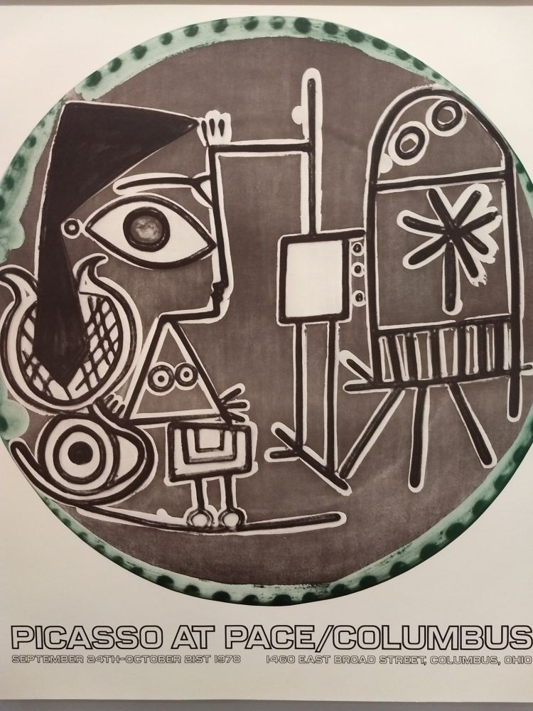 Lithographie Picasso (After) - Pace