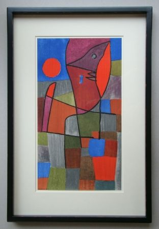 Lithographie Klee - Palesio Nua, 1933