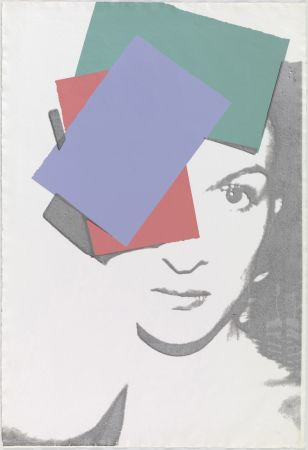 Siebdruck Warhol - PALOMA PICASSO FS II.121