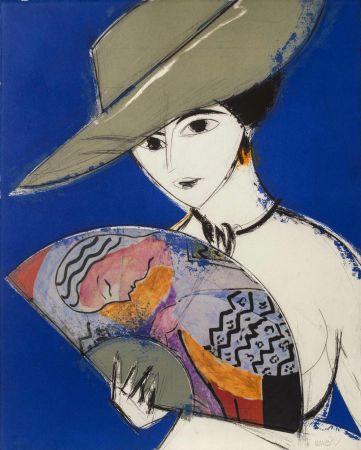 Radierung Und Aquatinta Valdés - Pamela III - Chagall