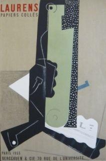 Lithographie Laurens - Papiers decoupés