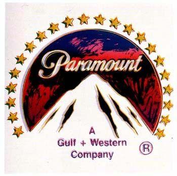 Siebdruck Warhol - Paramount (Ii.352)