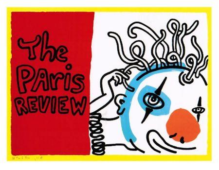 Siebdruck Haring - Paris Review