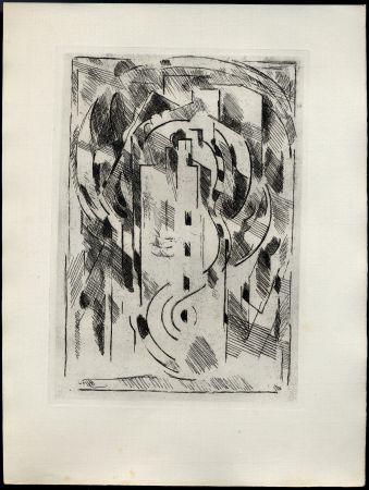 Illustriertes Buch Gleizes - PASCAL, Blaise: PENSÉES sur l'Homme et Dieu. Choix et classement de Geneviève Lewis. Gravures originales d'Albert Gleizes.